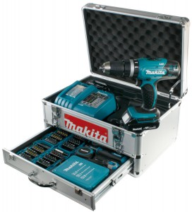 Coffret outillage sans fil Makita