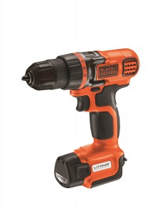 Coffret perceuse visseuse Black & Decker