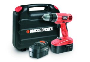 Black & Decker EPC 18CABK 18 V
