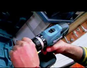 Utilisation Makita HP457DWE10 perceuse à percussion 18 V