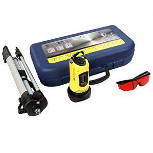 Kit niveau laser pas cher avec trépied et lunettes Timbertech BALS01
