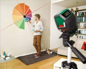Niveau laser bulle numérique Bosch PLL 2