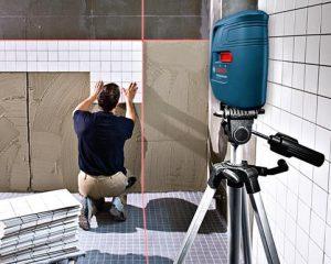 Niveau laser croix pro pour carrelage Bosch GLL 3 X