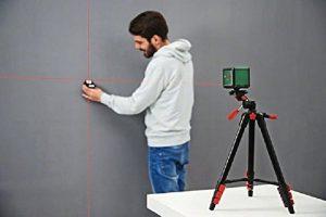 fiche conseil pour le niveau laser croix bosch quigo3. Black Bedroom Furniture Sets. Home Design Ideas