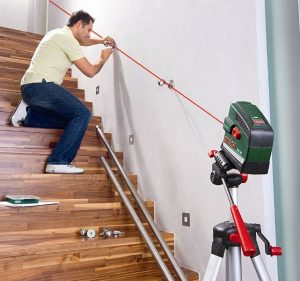 Niveau laser croix automatique bosch pcl 20 avis et for Niveau laser bosch pcl 20 deluxe
