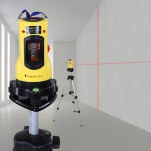 Niveau laser pas cher avec trepied Timbertech BALS01 765x765