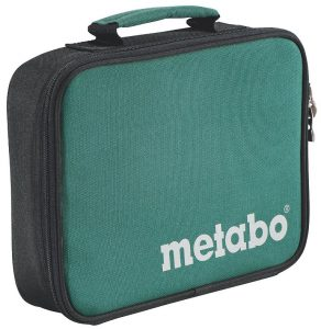 Coffret de transport perceuse Metabo 10,8V Powermaxx BS 600079500