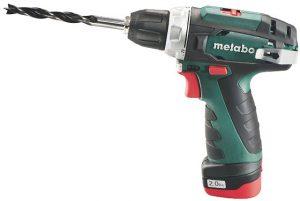 Petite perceuse visseuse Metabo 600079500 Powermaxx BS