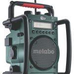 Radio de chantier Metabo RC 14.4-18