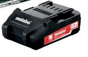 batterie Metabo BS 18 SET 602207870