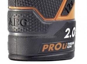 batterie perceuse visseuse AEG BBS 12C2-LI 202C