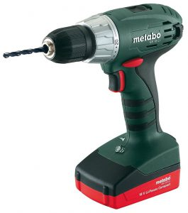 perceuse visseuse Metabo BS 18 LI 602116580