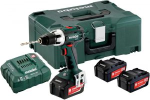 perceuse visseuse Metabo BS 18 LT SET 602102960)