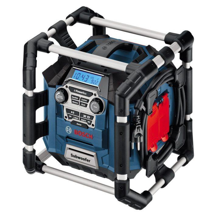 radio chantier Bosch GML 20 Professional