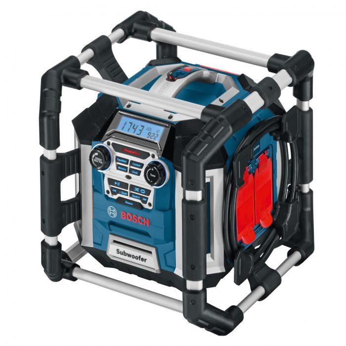 La radio chantier Bosch GML 50 Professional vaut-elle son prix