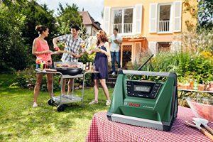 radio chantier Bosch PRA Multipower usages