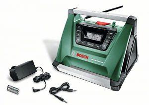 radio chantier accessoires Bosch PRA Multipower