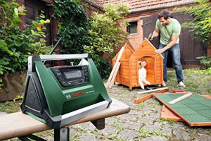 radio chantier pour grand public Bosch PRA Multipower