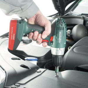 test perceuse visseuse Metabo 18V BS 18 LI 602116580