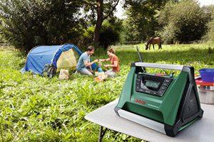 usage radio chantier Bosch PRA Multipower