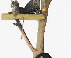 Comment monter son propre arbre à chat?