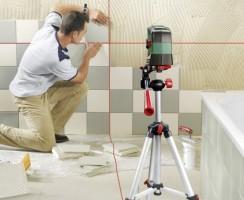 Niveau laser croix automatique Bosch PCL 20 : avis et conseils d'utilisation