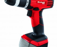 Test Perceuse visseuse sans fil Einhell TH-CD 14,4
