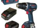 Test Coffret perceuse visseuse Bosch GSR 18 V-EC Dynamic