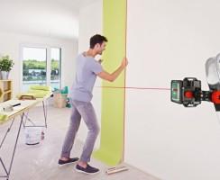 Fiche-conseil pour le niveau laser croix Bosch Quigo3
