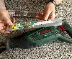 Bosch PSA 900 E : la scie sabre bois et métal des bricoleurs
