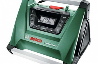 Bosch PRA Multipower : que vaut cette radio de chantier grand public de Bosch ?