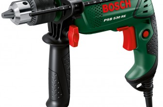 Avis Perceuse à percussion Bosch Easy PSB 530 RE