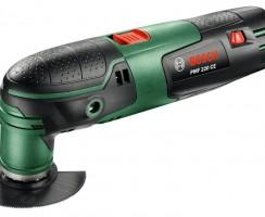 Notre avis sur l'outil multifonction Bosch PMF 220 CE
