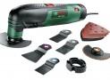 Notre test de l'outil multifonction oscillant Bosch «Universal» PMF 190 E