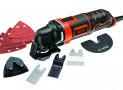 Notre avis sur l'outil multifonction oscillant Black & Decker MT300KA