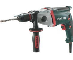 Test Perceuse filaire à percussion Metabo SBE 850