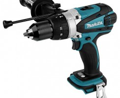 Test Perceuse Visseuse à percussion Makita BHP458Z