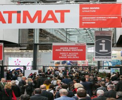 Salon Bâtimat, 6 au 10 Novembre 2017