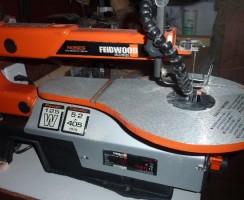 Fiche-conseil complète pour la scie à chantourner Feider F405SC3F