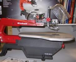 Fiche-conseil pour la scie à chantourner électrique Einhell TC-SS 405 E