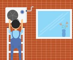 Installer un climatiseur réversible sans encombres