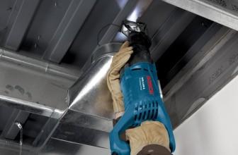 Scie sabre Bosch GSA 1100 E Professionnal : avis et conseils