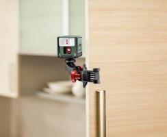 Avis et conseils pour l'utilisation du niveau laser croix Bosch Quigo 2